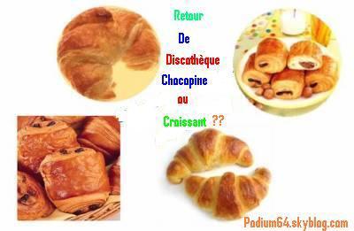 chocopine ou croissant ?