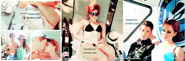 *20 Juilliet 2013 -  Drew et Amy étaient présent au Festival du film à Las Vegas. TOP/FLOP?Encore et toujours un TOP pour Drew et pour Amy je n'en parle même pas, elle est juste magnifique !. *