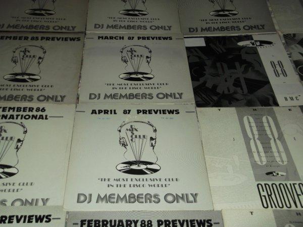 DMC mix funk anthologie 85 - 89