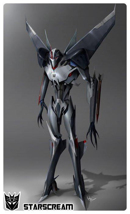 [Transformers Prime] Starscream