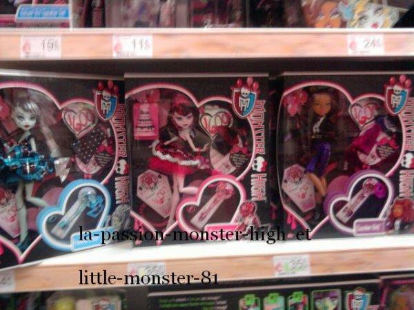 A king jouet avc little monster 81 monster high - Monster high king jouet ...