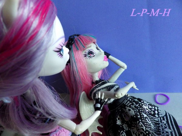 Scaris notre vie ! with little-monster-81
