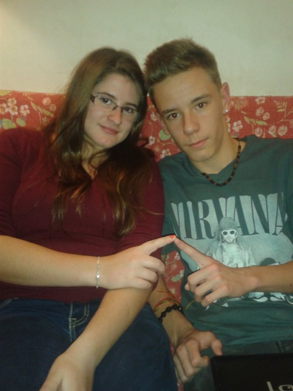 La soeur la vraii :)♥