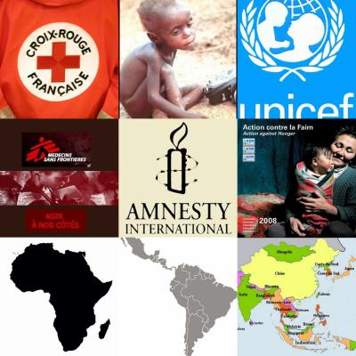 Les ONG - savoir ouvrir les yeux