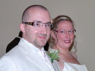 Notre mariage le 16 juillet 2011