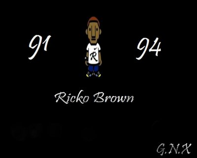 Ricko Brown