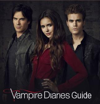 Personnages de Vampire Diaries