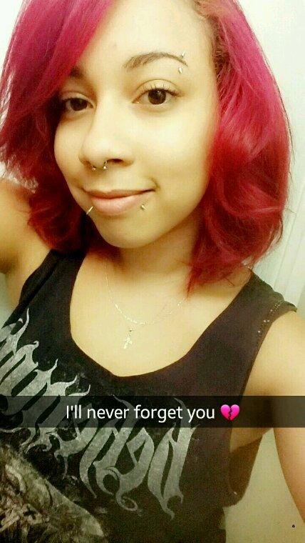 I'll never forget what I felt.