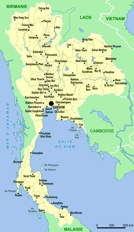 ... Thaïlande ...<3