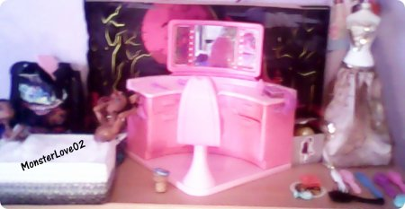 Ma DollHouse...