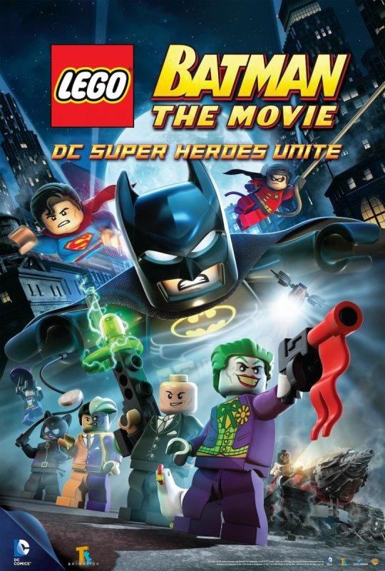 LEGO Batman : The Movie – DC Superheroes Unite