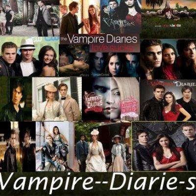 Bienvenue sur Vampire-Diarie-s