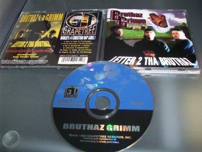Bruthaz Grimm - Letter 2 Tha Bruthaz