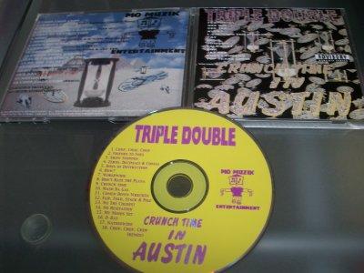 Triple Double - Crunch Time In Austin