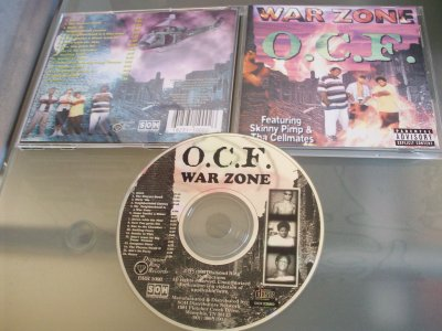 O.C.F. - War Zone