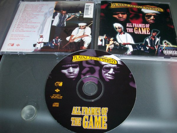 Playaz Tyrna Strive - All Frames of The Game