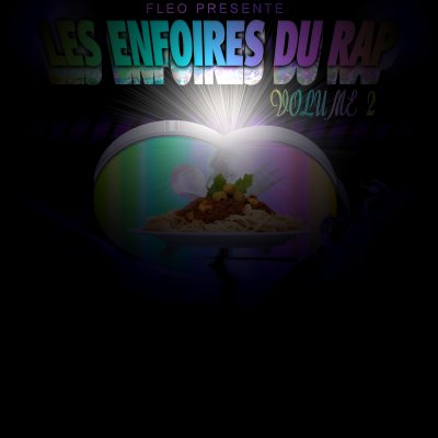 Elysion Lyrical Dans le Volume 2 Des Enfoirés Du Rap