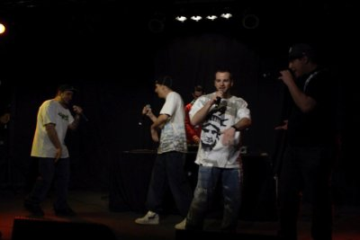 Elysion Lyrical Feat Easy Core Live Mjc 26/03/2011