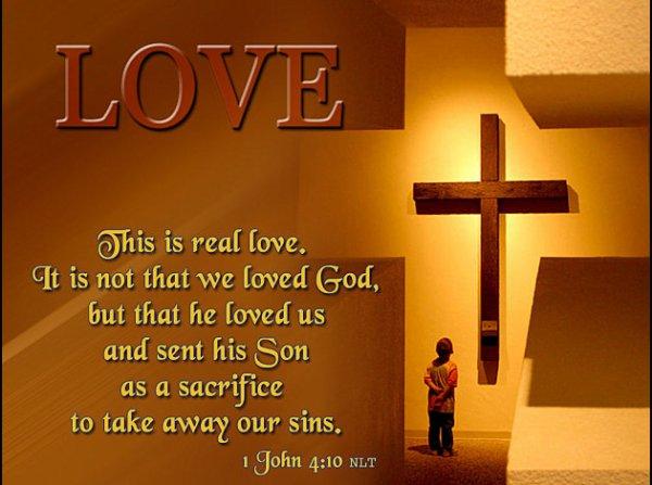 l amour de dieu