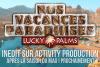INEDIT : Nouveau programme sur Activity Production