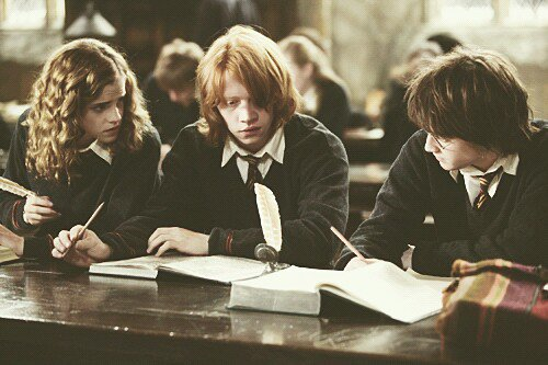 Harry Potter tag.