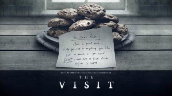 Parlons cinéma ! The Visit #1