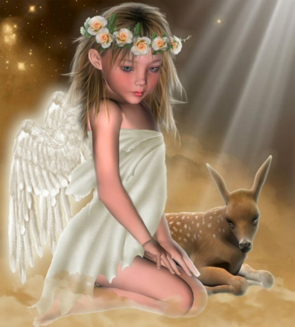 ange protecteur
