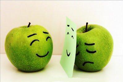 Derrière le plus beau des sourires, se cache souvent la pire des souffrances ...