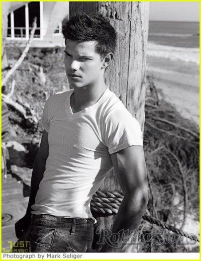 "Taylor Lautner !""♥"""