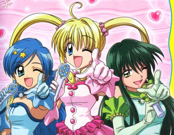 ♥ Lucie, Hanon et Rina ♥