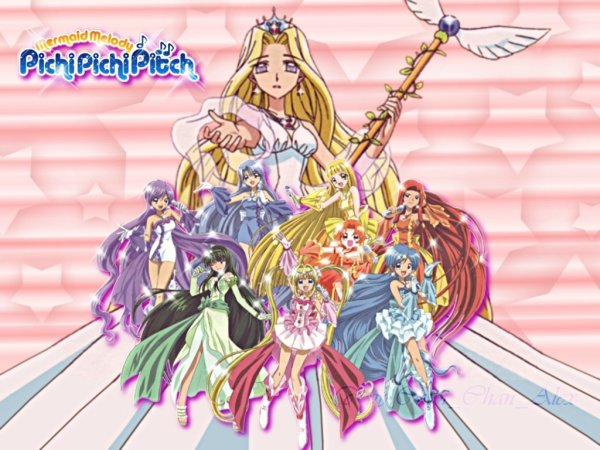 ♥ Toutes les princesses sirènes ♥