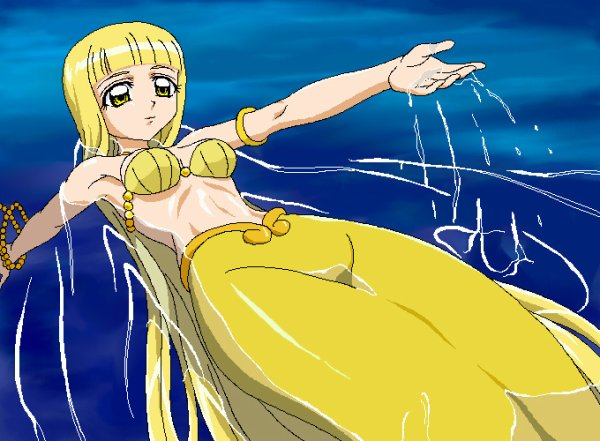 Les princesses en sirène