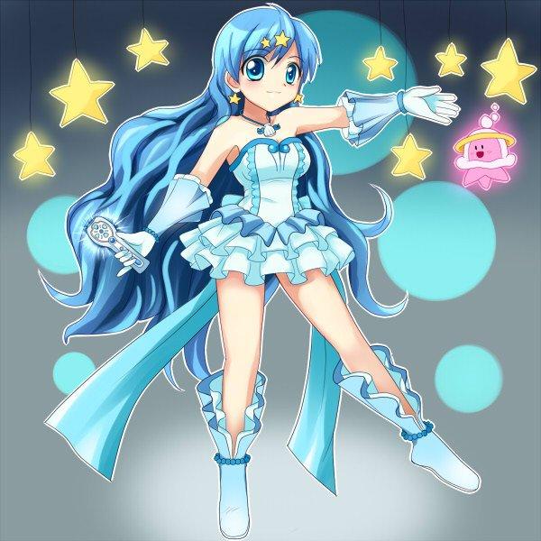 Les princesses en 2ème idole