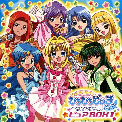 Pichi Pichi Pitch-Mermaid Melody