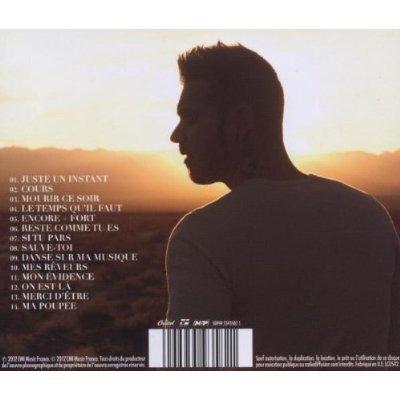 5eme album a la poursuite du bonheur - 2012 2013