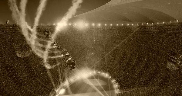 CHAPITRE 40 : La Coupe du Monde de Quidditch