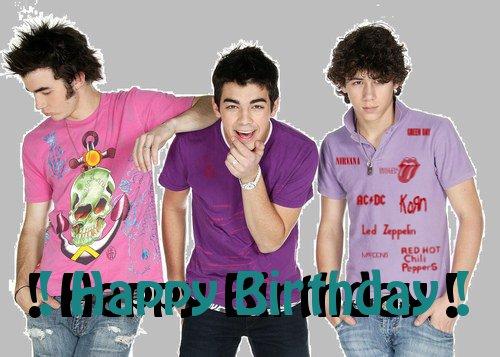anniversaire !!!!!