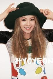 kim hyoyeon