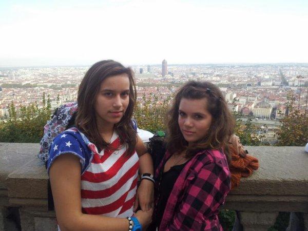 Les danseuses sont à Lyon !! Ait'ss