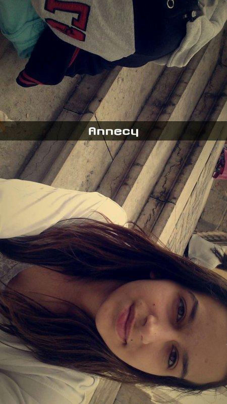 Journée bien passée à Annecy ..