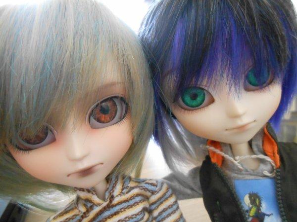 Allan et Hisui