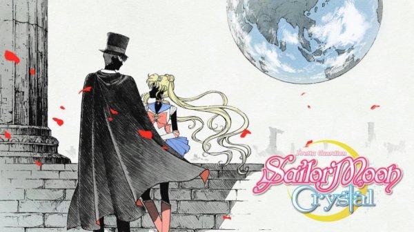 Sailor Moon Crystal.