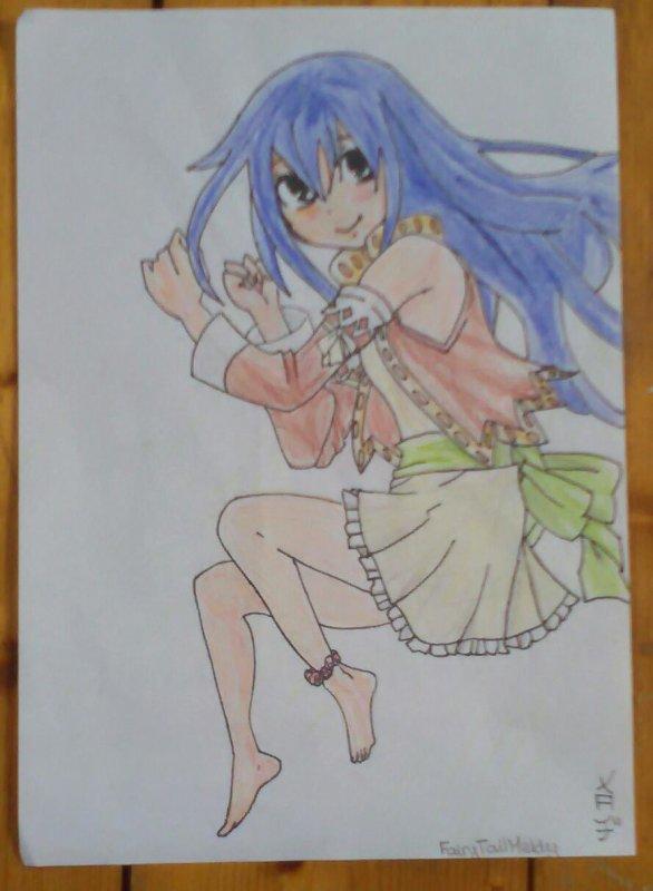 Wendy pour le concours de Fairy-Art par Melody