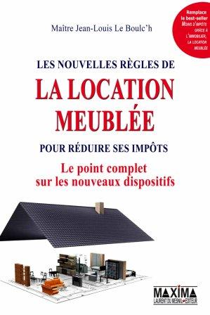 Lu : la location meublée pour réduire ses impôts de Le Boulc'h