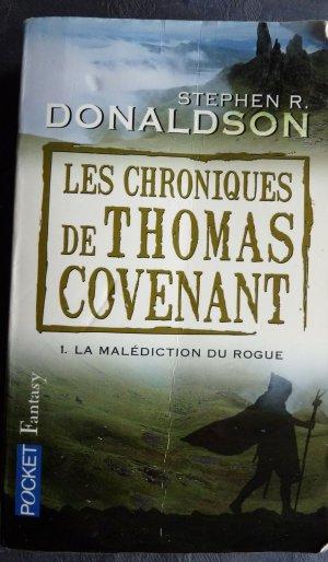 Lu : les Chroniques de Thomas Covenant tome 1 de Stephen Donaldson