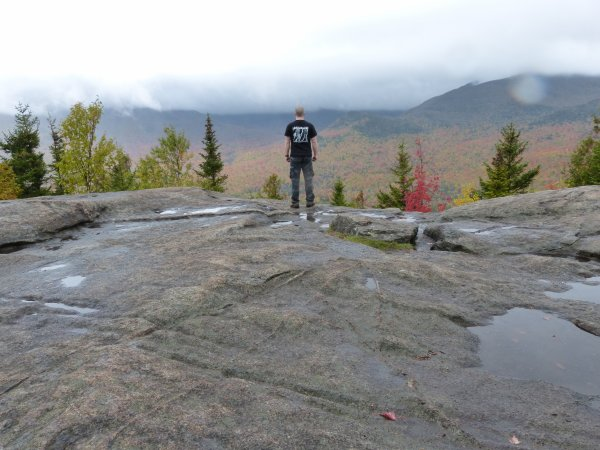 Adirondacks jour 6 : Mount Jo