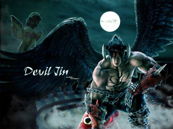 Tekken Devil Jin Profile Zaibatsu Amy 04 1 2