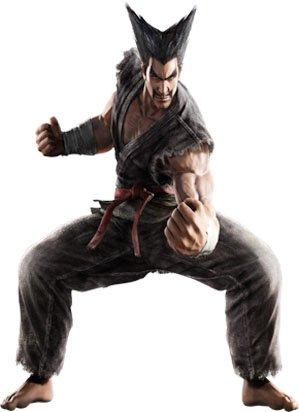 Doppelganger0099 S Articles Tagged Tekken Characters Zaibatsu