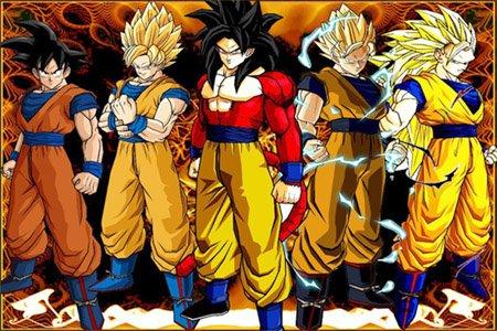 Dragon Ball Z/GT / (Sangoku) Goku Profil - Zaibatsu Amy 04 1/2