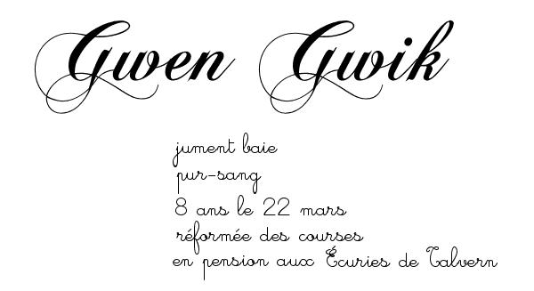 Gwen Gwik On skyrock.com